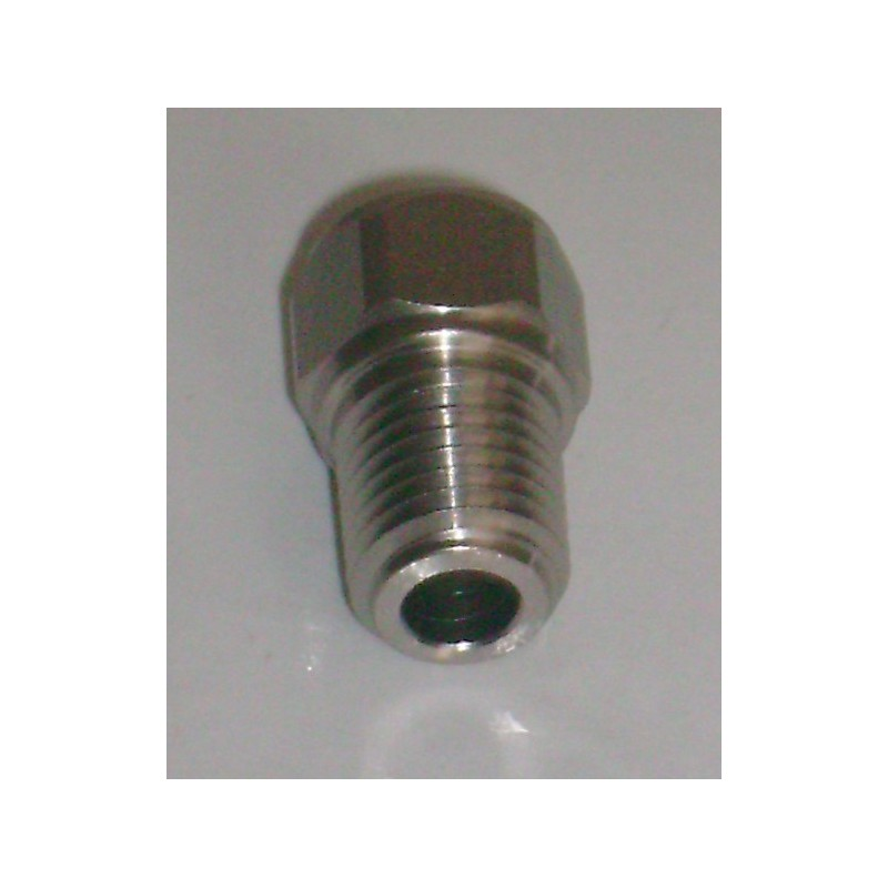 1 4 Npt >> Adapter 1/4 NPT Male to 3/8-24 Female for Low pressure ...