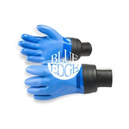 Dry gloves SITECH PRODI green