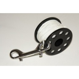 Spool 33 mts in delrin