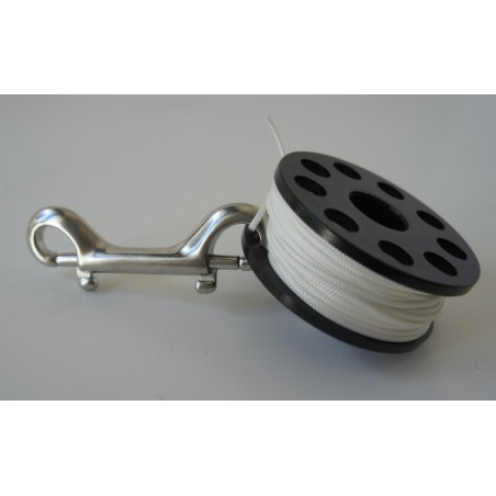 Spool 17mts line - delrin