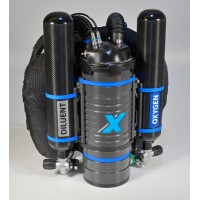 X-CCR rebreather and components